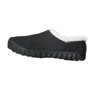 Bogs Casual Shoes Womens B-Moc Slip On Waterproof Faux Fur 72107