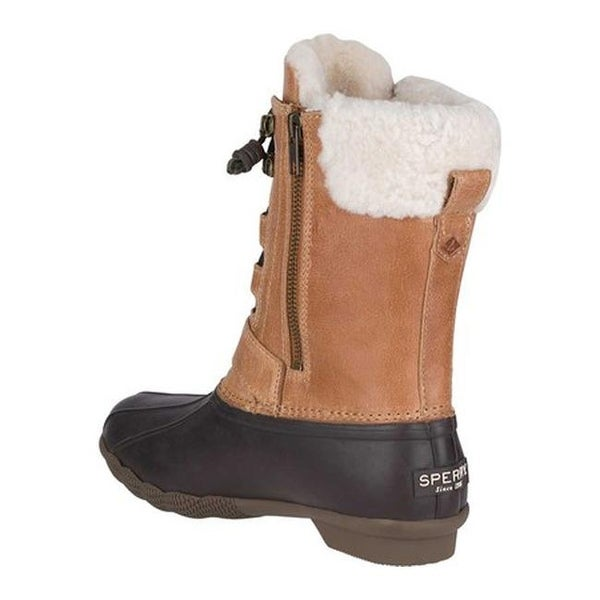 Sperry Womens Saltwater Misty Thinsulate Snow Boots