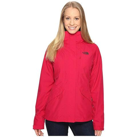 The North Face Boundary Triclimate Insulated Ski Jacket, Cerise Pink, Large