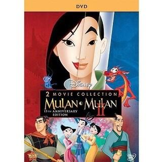 Mulan/Mulan 2 [DVD]