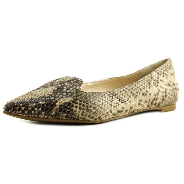 INC International Concepts Womens Aadi Pointed Toe Slide Flats - 8.5