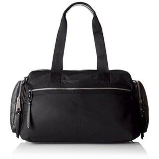 Nine West Womens Sport Boost Duffle Bag Organizational Lined