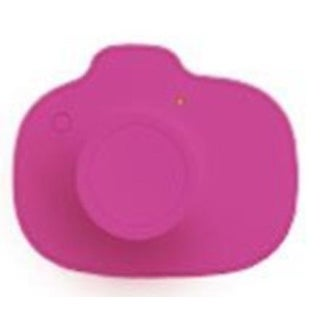 Selfie Snap Smartphone Camera Remote, Pink