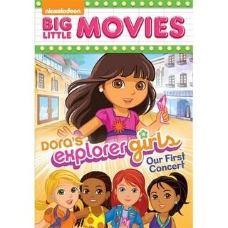 DORA THE EXPLORER-DORAS EXPLORER GIRLS-OUR FIRST CONCERT (DVD)