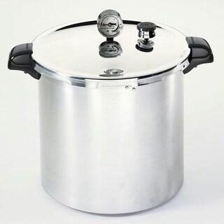 Presto 01781 23 Qt. Aluminum Pressure Canner