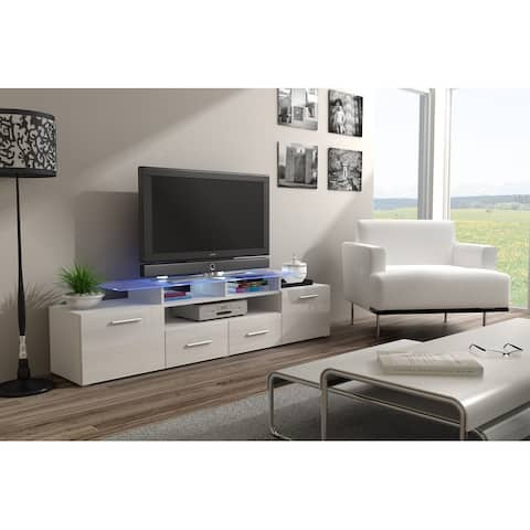 VORA High Gloss TV Stand
