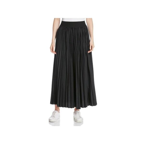 86b1422766 Shop DKNY Womens Midi Skirt Accordion Pleated - p - Free Shipping ...
