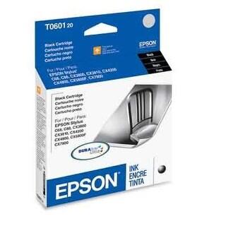 Epson America T060120 Black Ink Stylus Photo Ij Aio