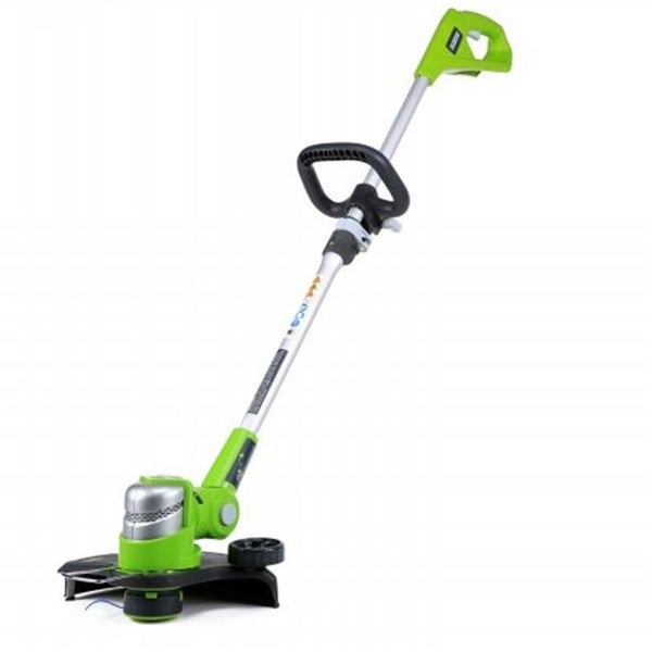 Greenworks 2100302 G24 24V Cordless 12 in. String Trimmer