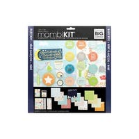 MAMBI Scrapbook Kit 12x12 Baby Boy