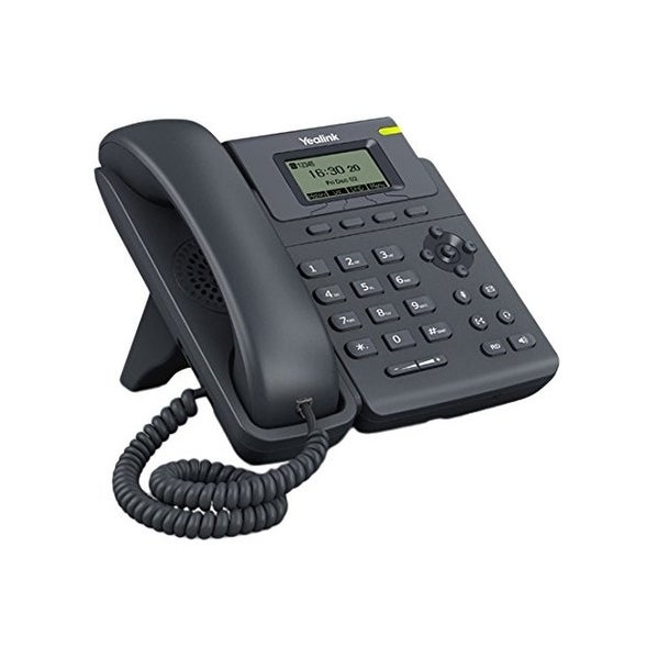 Yealink Sip-T19p-E2 Single Line Voip Phone With Full-Duplex Speakerphone