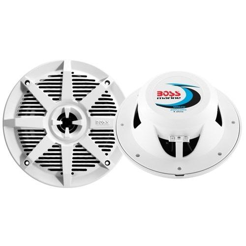 Boss Audio 2-Way Marine Full Range Speaker Speaker