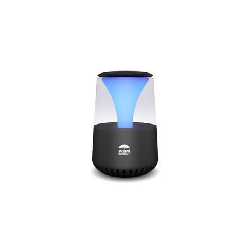 "WBM Smart Bluetooth Speaker Air Purifier with LED Light - 8'8"" x 12'"