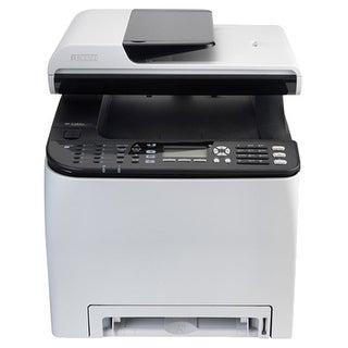 Ricoh SP C250SF Laser Multifunction Printer - Color - Plain Paper (Refurbished)