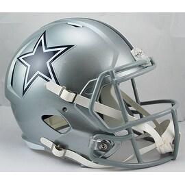 Miami Dolphins Riddell Full Size Deluxe Replica Speed Football Helmet