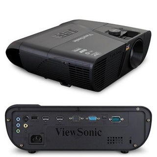Viewsonic Pro7827hd 1080P Hdmi Rgbrgb Rec.709 Lens Shift Home Theater Projector