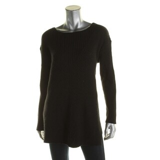 Vince Camuto Womens Pullover Top Knit Tunic