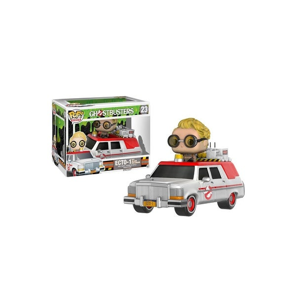 shop funko pop rides ghostbusters 2016 ecto 1 vinyl figure