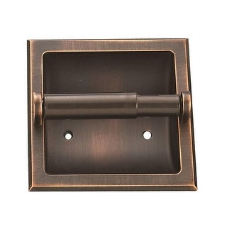 Mintcraft 776H-35-07-SOU Tissue Holder Recess, Venetian Bronze