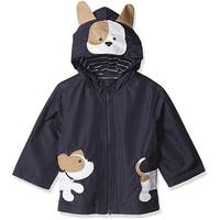 London Fog Boys 12-24 Months Puppy Zipper Jacket