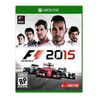F1 2015 - Xbox One (Refurbished)