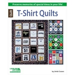 T-Shirt Quilts - Leisure Arts