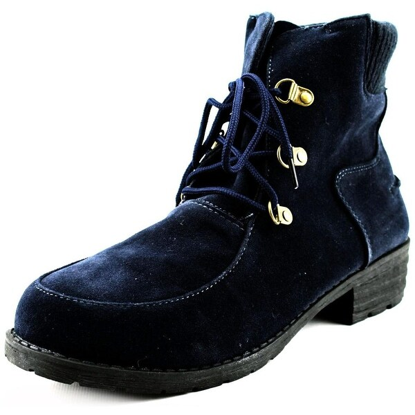 Beacon Sydney Lace Up W Round Toe Synthetic Winter Boot