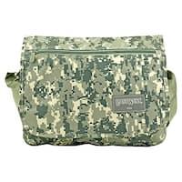 Messenger Bag - Digital Camo