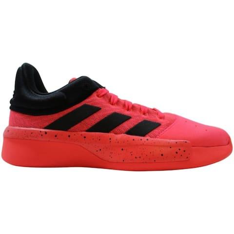 Adidas Pro Adversary Low 2019 Red/Black F36284 Men's