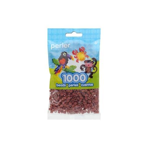 Perler Fused Bead Bag 1000pc Gingerbread - Medium