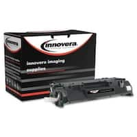 Innovera Remanufactured CE505X (05X), Black Remanufactured CE505X (05X) High-Yield Toner, Black