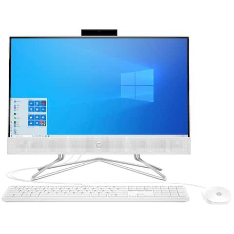 "HP 22-DF AIO 21.5"" Intel G6400T 3.4GHz 8GB 1TB Win 10 (Refurbished)"