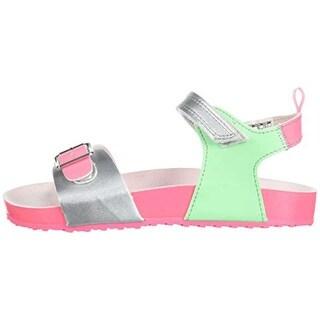 Kids Carter's Girls Beverly2 Ankle Strap Slide Sandals