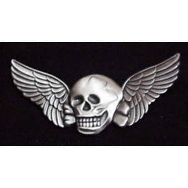Death Wings Military Pewter 2 Lapel//Hat Pin