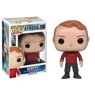 Star Trek Beyond Funko Pop Vinyl Figure Scotty - multi