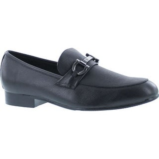 Venettini Boys 55-Ace14 Designer Buckle Slip On Loafers Shoes