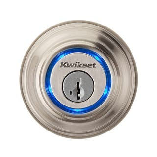 Kwikset 925-15 KEVO 925 Kevo Bluetooth Electronic Lock, Satin Nickel|https://ak1.ostkcdn.com/images/products/is/images/direct/1dec1e61802543fcf64b38dab0b56debc87f7af7/Kwikset-925-15-KEVO-925-Kevo-Bluetooth-Electronic-Lock%2C-Satin-Nickel.jpg?impolicy=medium