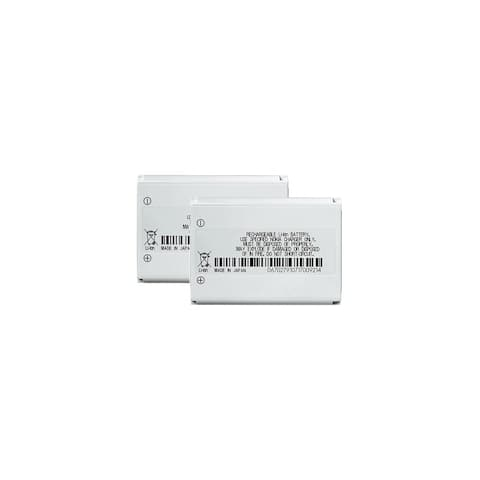 Battery for Nokia BLC-2 (2-Pack) Replacement Battery