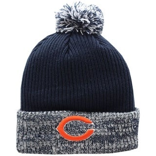 Chicago Bears Flurry Frost New Era Knit Hat