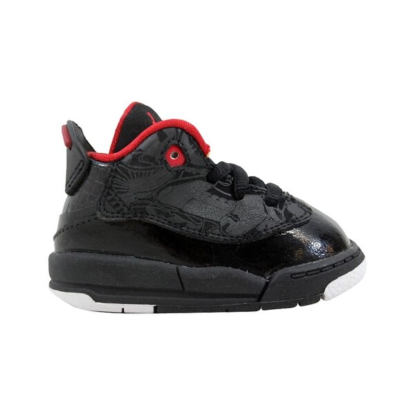 a05698e706f6 Shop Nike Air Jordan Dub Zero Black Varsity Red-White 311072-061 ...