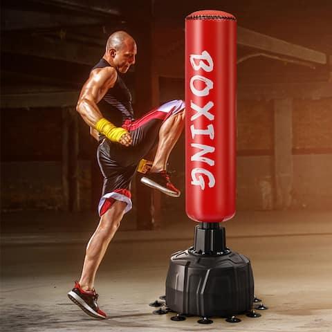 "69"" Punching Bag Heavy Boxing Bag"