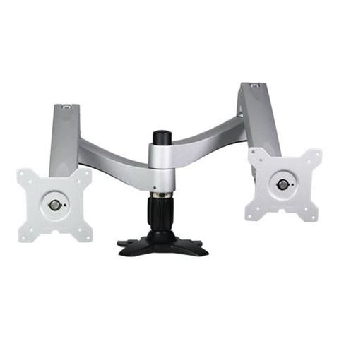 Dyconn Washington DE920D Dual Arm Full articulating Desk Mount