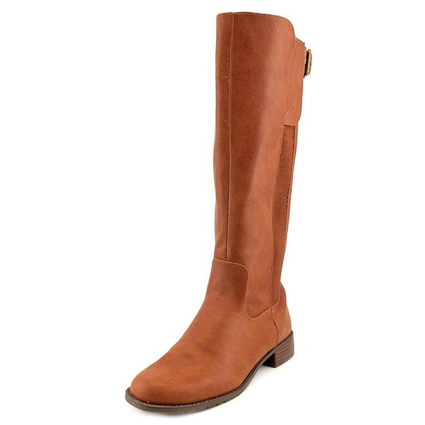 Unlisted Kenneth Cole Spare Star Women Round Toe Synthetic Knee High Boot