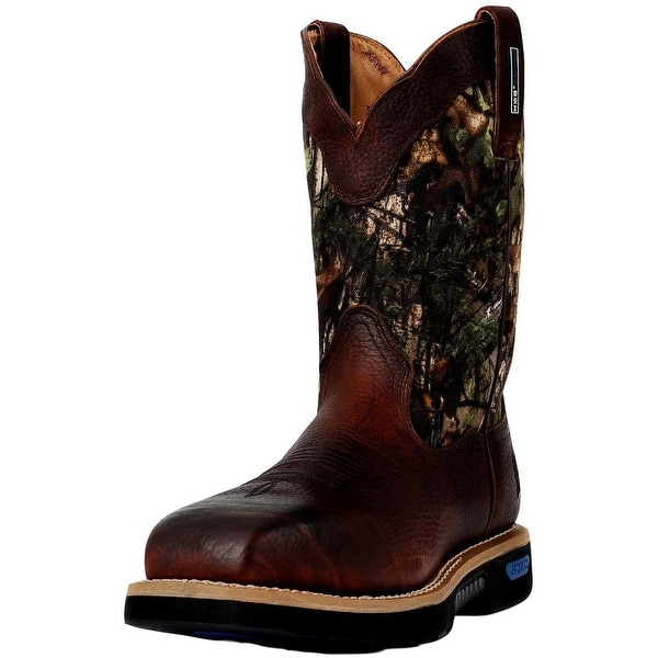 Cinch Work Boots Mens WRX CT Safety Toe Real Tree Camo