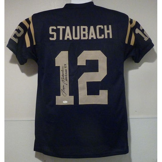 af2140ebf7c Shop Roger Staubach Autographed Navy Midshipmen size XL jersey wHeisman 63  - Free Shipping Today - Overstock - 13482448