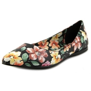 Nine West Speak Up Women Pointed Toe Synthetic Multi Color Flats