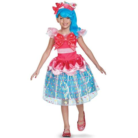Disguise Jessicake Deluxe Child Costume - Pink/Blue