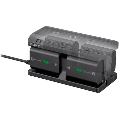 Sony Multi Battery Charger Adaptor Kit - Black
