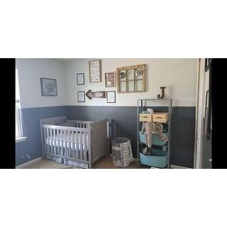 Delta Children Sunnyvale 4-in-1 Convertible Crib
