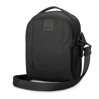 Pacsafe Metrosafe LS100-Black Anti-theft Crossbody Bag